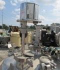 Used-DCI receiver,100 liter, 316 stainless steel construction, approximately 18