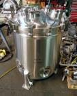 Used-DCI Receiver, 300 Liter, 316 Stainless Steel. Approximately 30
