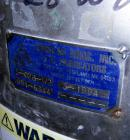 Used- Douglas Brothers Tank, 40 gallon, stainless steel, vertical. 24'' diameter x 18'' straight side. Open top with a 1/2 h...