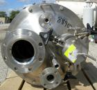 USED: Lee tank, 25 gallon, 304 stainless steel, vertical. 18