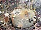 Used- Missouri Boiler Pressure Tank, 250 Gallon, 316 Stainless Steel, Vertical. 36'' diameter x 56