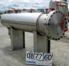 Unused- Mueller Pressure Tank, 250 gallon, 304/304L stainless steel, horizontal. 24