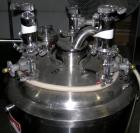 USED: Northland Stainless pressure tank, 60 gallon, 316 stainless steel, polished internal. 24
