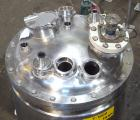 Used- 375 Liter Stainless Steel Precision Stainless Pressure Tank, Model XJSS-18