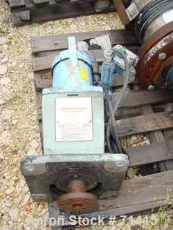 "USED- Whiting Metals Pressure Tank, 10 Gallon, 304 Stainless Steel, Vertical. 12"" diameter x 18"" straight side, bolt on flat..."