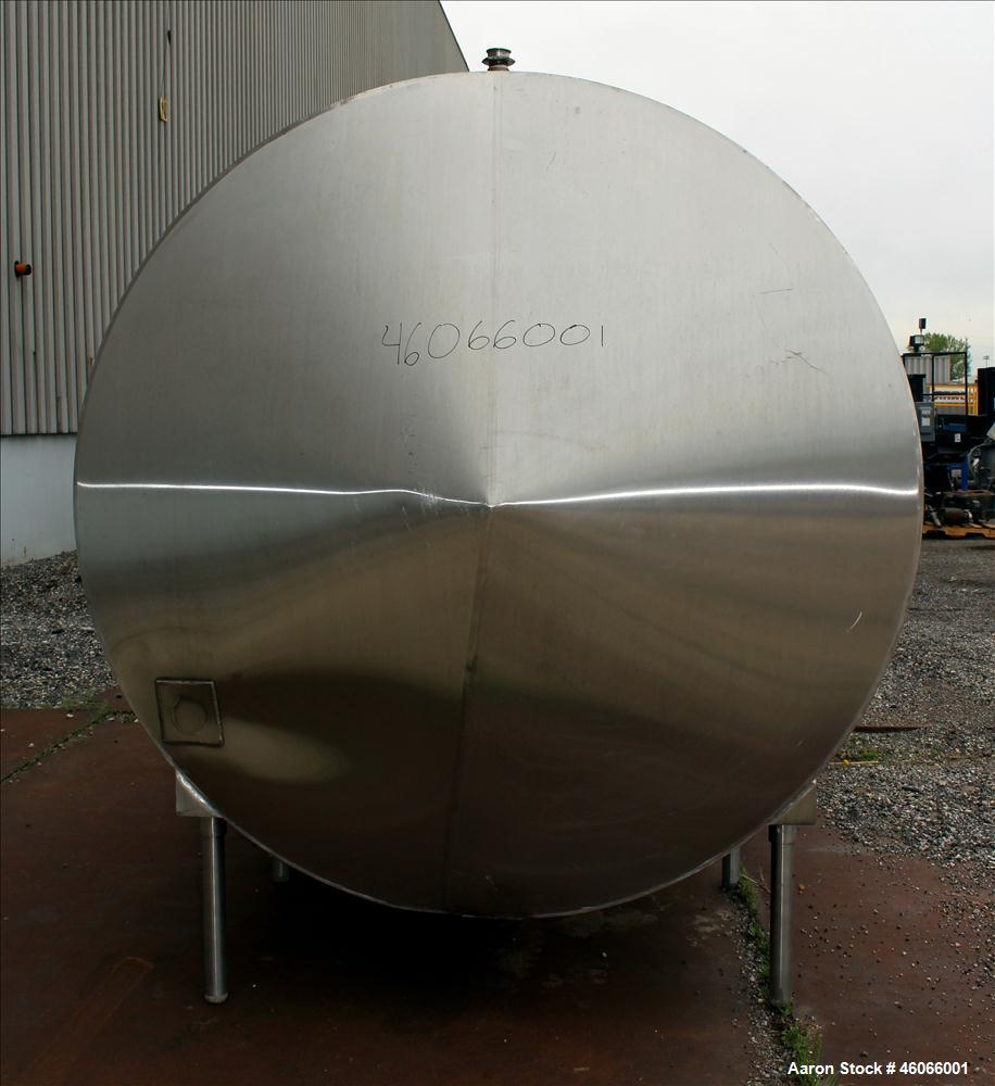 Used- Potter And Rayfield Inc Tank, 3200 Gallon