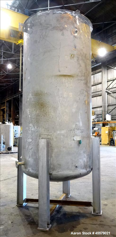 Unused- Buffalo Tank Division, Tank, Approximately 1,500 Gallon