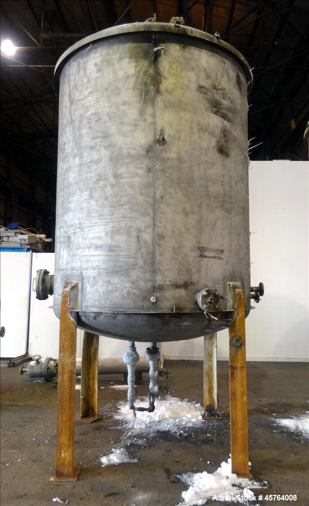 Used- Dusenbery Tank, Approximately 2,300 Gallon