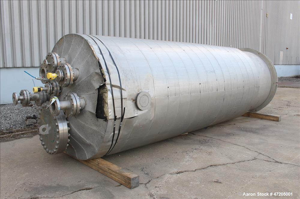 Unused- Gerhard Rauh GmbH Pressure Tank, Approximately 2,900 Gallon, 316 Stainle