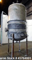 Used- Dusenbery Tank, Approximately 1,000 Gallons, Vertical