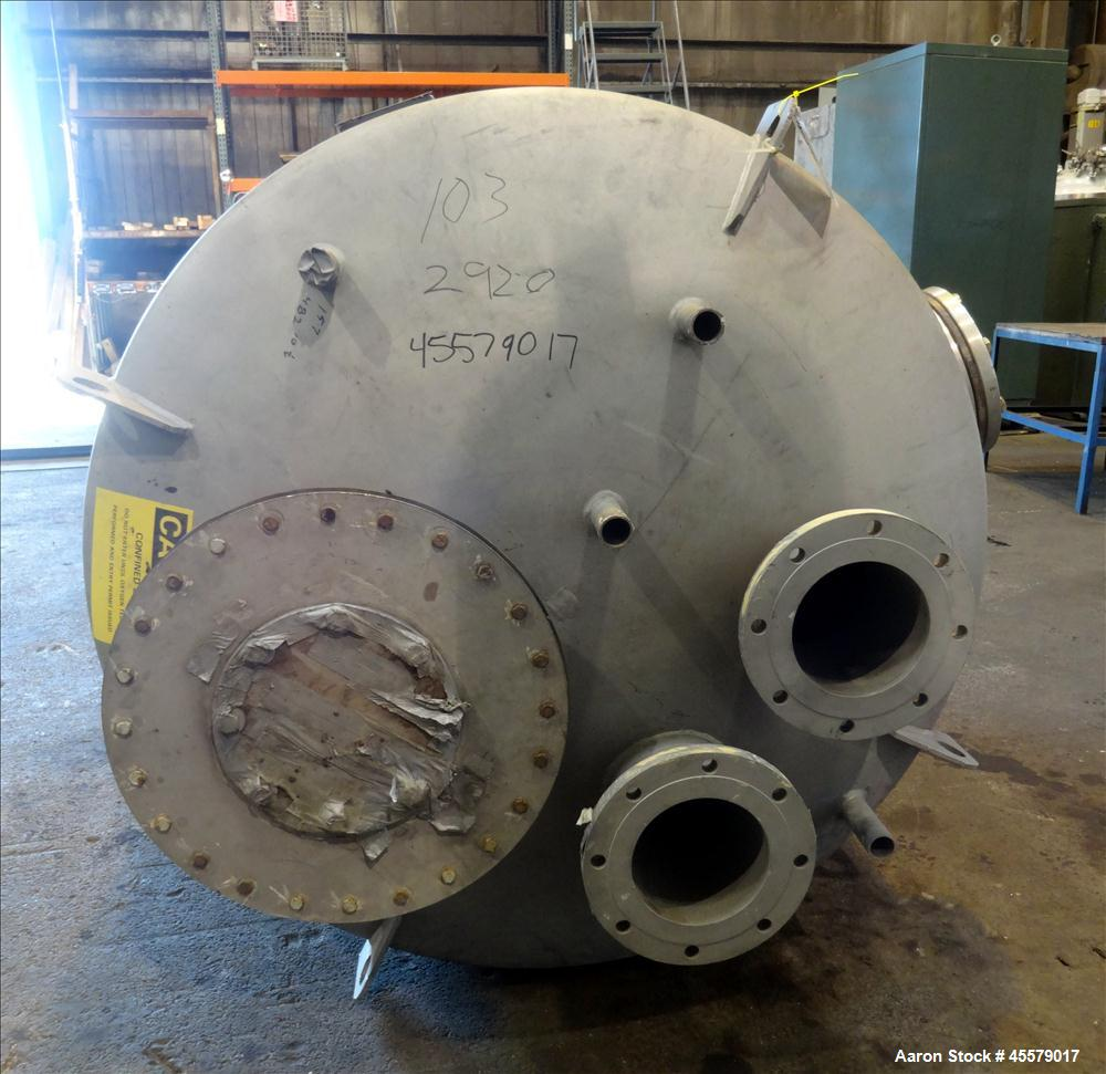 Unused- Modern Welding Company Tank, 1000 Gallon, 304 Stainless Steel