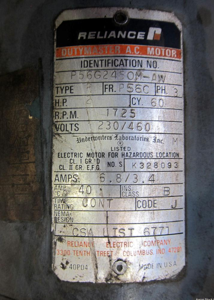 """Used- Tank, 1100 Gallon, 304 Stainless Steel, Vertical. Approximately 68"""" diameter x 70"""" straight side, flat top with (2) 1/..."""