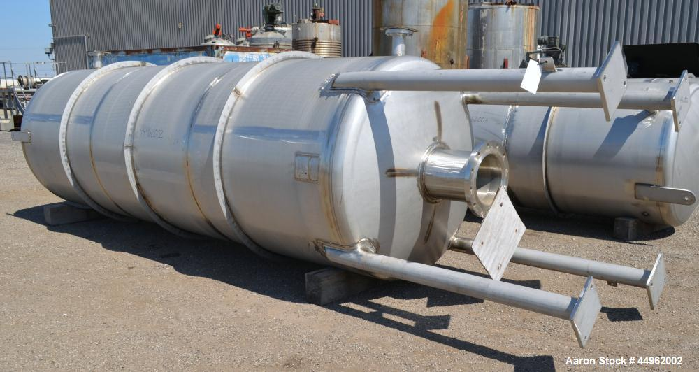 2280 Gallons Stainless Steel Northland Stainless Pressure Tank
