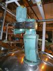 Used- Mueller Tank, 2000 Gallon, Model F, Stainless Steel, Vertical. 76