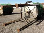 Used- Tank / Kettle, 1800 Gallon, 304 Stainless Steel, Vertical. Approximate 78