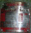Used- Norwalk Tank, 2000 Gallon,  Stainless Steel, Vertical. 76