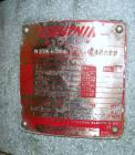 Used- Norwalk Tank, 2000 Gallon,  Stainless Steel, Vertical. 76