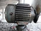 Used- Perma-San Tank, 3000 Gallon, 304 Stainless Steel, Vertical.  Approximately 80
