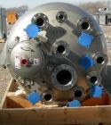 Unused-UNUSED: Walker 1000 gallon, 316L stainless steel, vertical pressure tank. 60