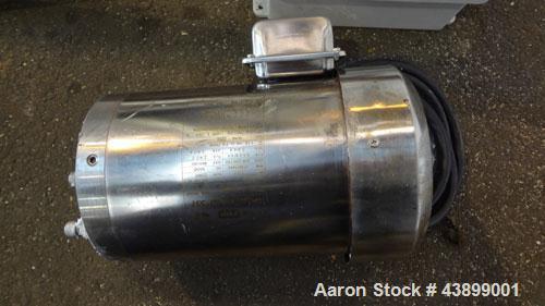 "Used- Viatec Chem-Tek Tank, 2007 Gallon, Model OVS, 316 Stainless Steel, Vertical. Approximate 80"" diameter x 92"" straight s..."