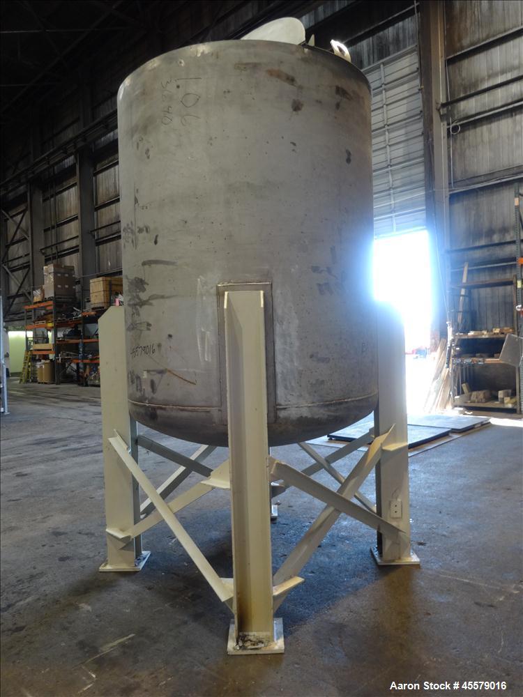 Unused- Welk Brothers Metal Production Tank