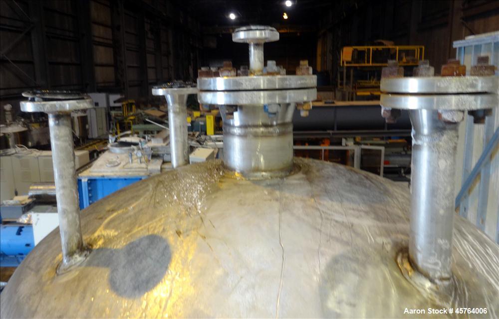 Used- River Parish Pressure Tank, Approximately 500 Gallon