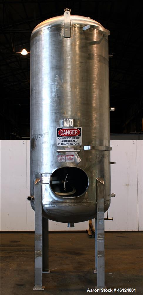Used- Tank, Approximately 800 Gallon