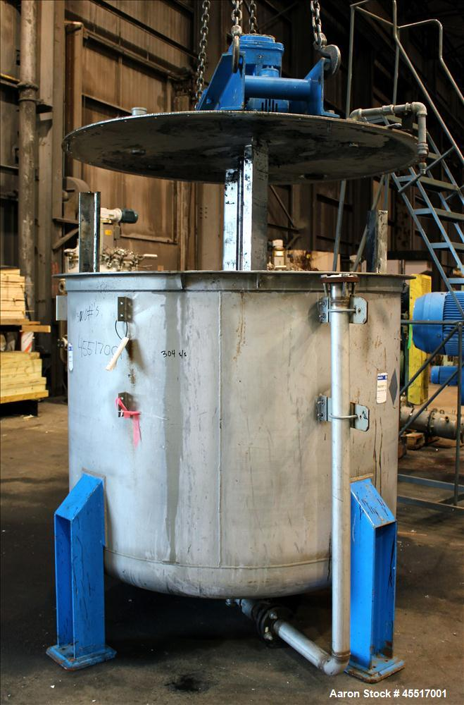 Used-Ross Mixing Tank