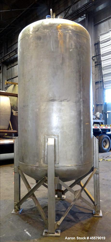 Unused- Hydromation Pressure Tank, (Purification Demineralizer)