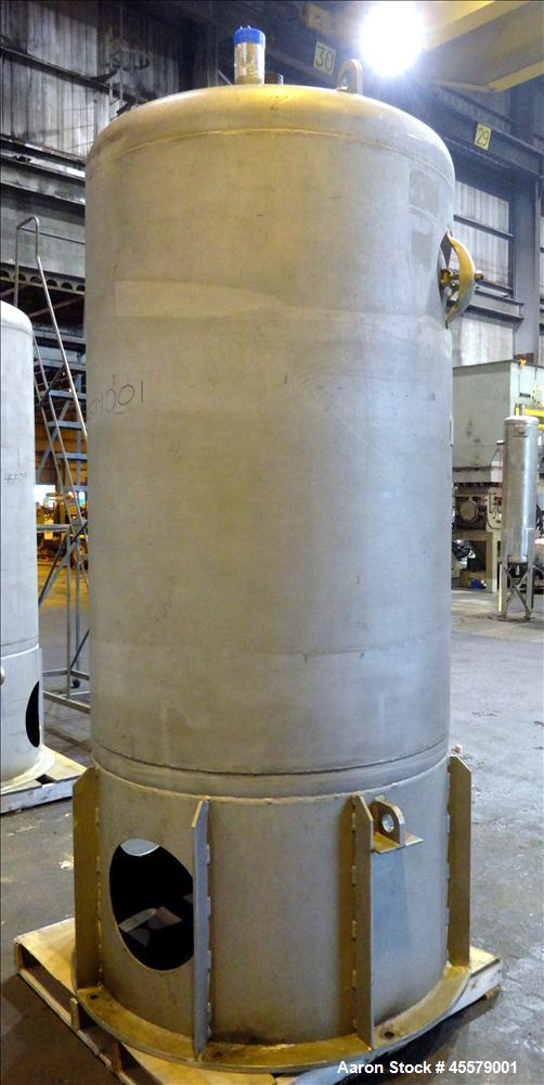 Unused- Ionics Inc Pressure Tank, (Purification Demineralizer)