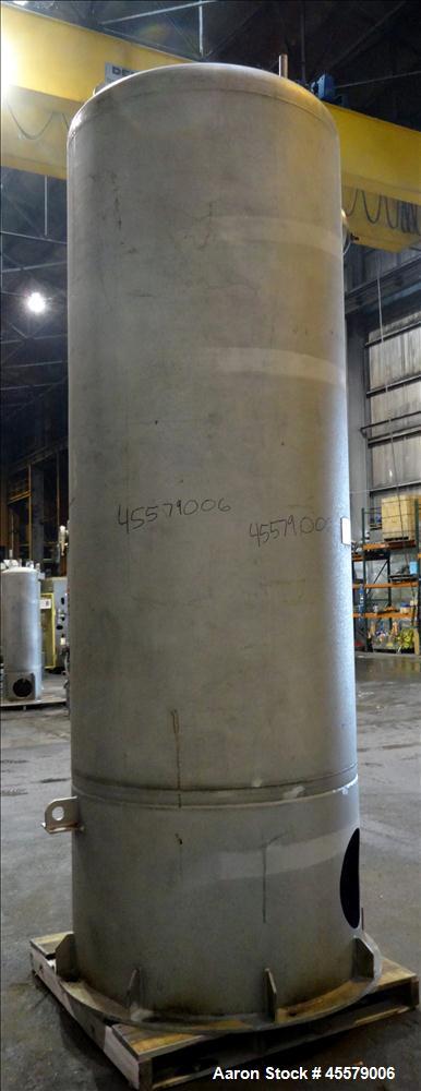 Unused- Ionics Inc Pressure Tank, (Deborating Demineralizer)