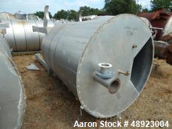 Used-Tank, Approximately 700 Gallon.