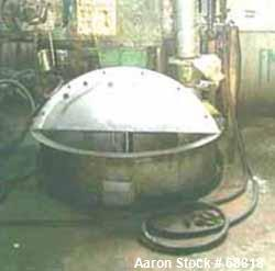 Used- 800 Gallon Stainless Steel Mix Tank,