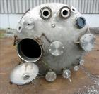 Used- Tank, 975 Gallon, 316 Stainless Steel, Vertical. Approximate 66