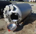 Used-Unused DCI Pressure Tank, 686 Gallon (2600 Liter), 316L Stainless Steel, Vertical. Approximate 48