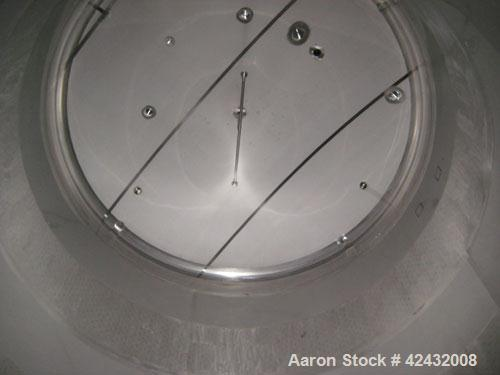 Used-Tank, Price-Schonstrom, 16,500  gallon, stainless steel. 12' diameter x 20' high, dished heads, internal rated 20 psi @...