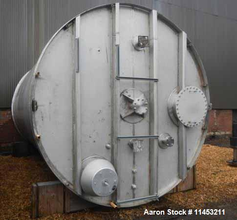 Used- 12,000 Gallon ADM Storage Tank