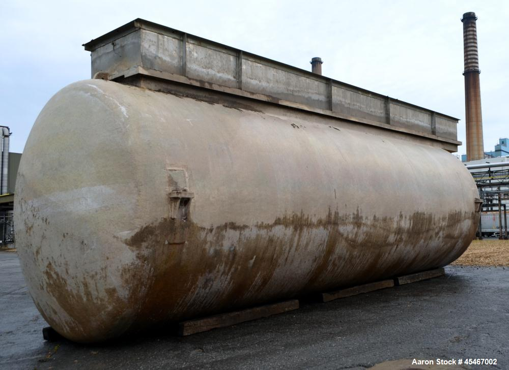 Used- 30,000 Gallon Stainless Steel Enerfab Double Wall Pressure Tank