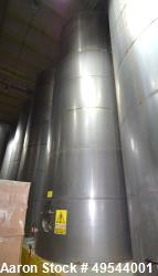 Used- Tank,  Approximately 20,000 Gallons, 73,897 Liters Capacity.
