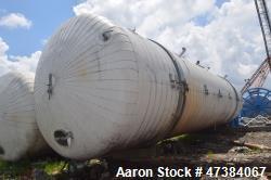 Used- Mueller Tank, 45,000 Gallon, Model F.
