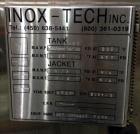 Used- Inox-Tech, Inc. 15,000 Gallon Stainless Steel Storage Tank
