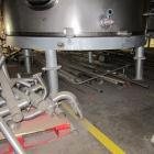 Used- Mueller Tank, 6000 Gallon, Model DF, 304 Stainless Steel, Vertical. Approximate 118
