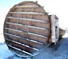 Used- Mueller Tank Silo, 70,000 Gallon, Stainless Steel. 12'7