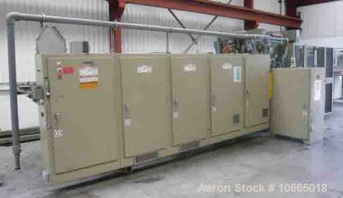 "Used-Brown SR3036 Continuous Thermoformer, 30"" x 36"" (762 x 915 mm) forming area, 33"" (838 mm) sheet width and 6"" (150 mm) s..."