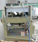 Used- Brown model 2025 inline pressure thermoformer with integral trim press.  3/60/480 volt.  4