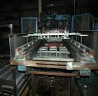 Used- Lyle Thermoformer, Model 125-FT. Maximum mold width 25