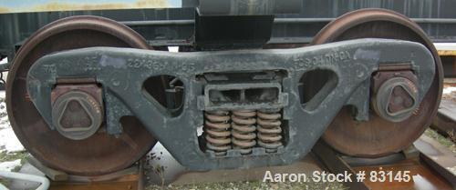Used: Rail Car Chasis
