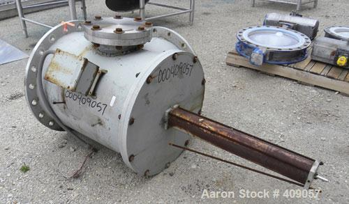 Used- Stainless Steel Nutsche Air Operated Valve
