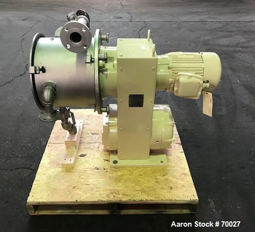 Used- Stainless Steel Cornell Versator, Model D-16