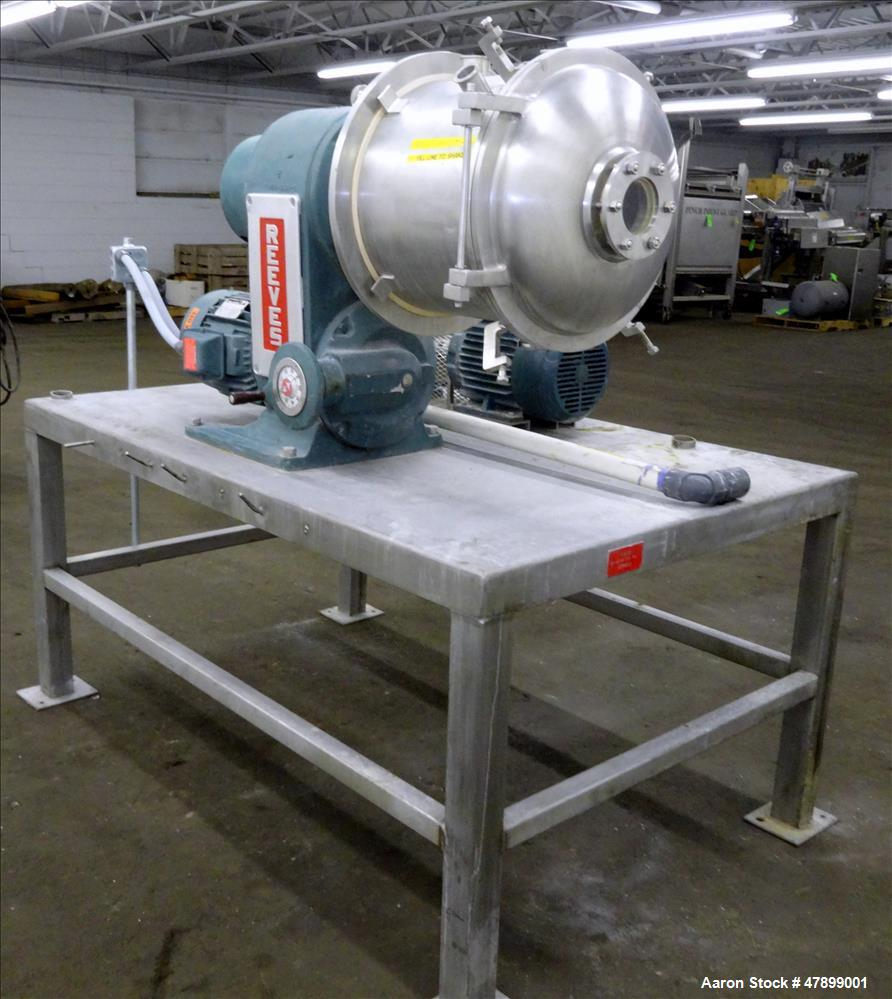 Used- Cornell Machine Model D16 Versator